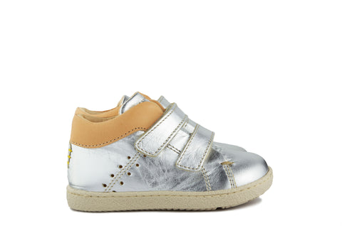 Ocra Girls Silver Trainer