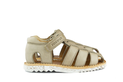 Pom d'Api Boys Light Taupe Sandal