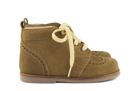 Beberlis Boys Brown Desert Boot