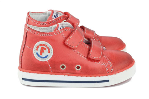 Naturino Falcotto Boys Red Hightop