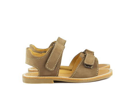 Zecchino Boys Brown Sandal