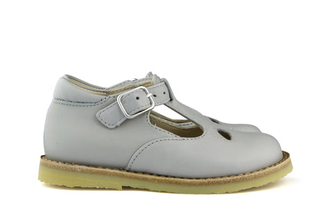 Manuela de Juan Boys Light Grey Sandal