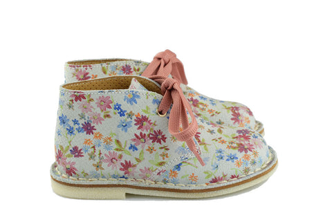 Zecchino d'Oro Girls Flower Boot