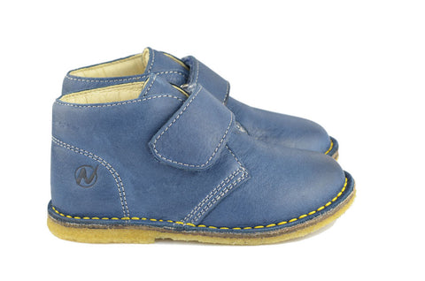 Naturino Boys French Blue Desert Boot