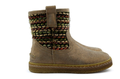 Ocra Girls Soft Brown Boot