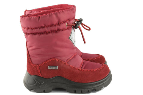 Naturino Unisex Red Rain Boot