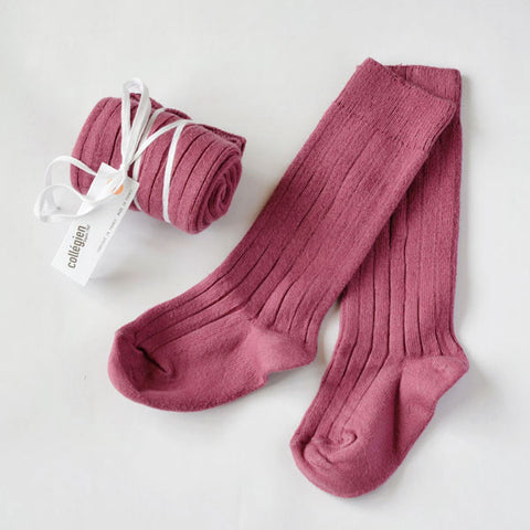 Collégien Rose Pink Socks