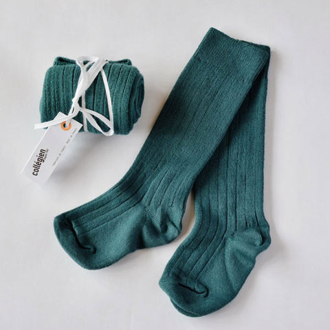 Collégien Forest Green Socks