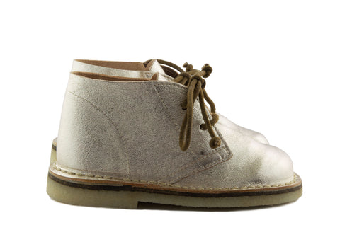 Pepe Light Gold Desert Boot