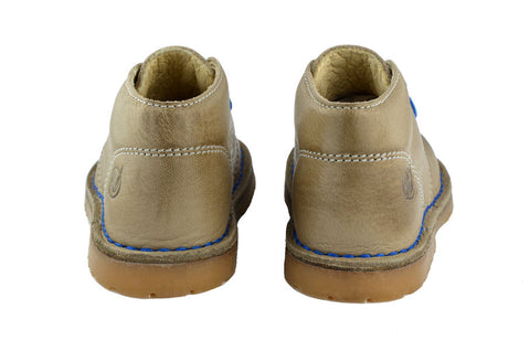Naturino Boys Light Taupe Desert Boot