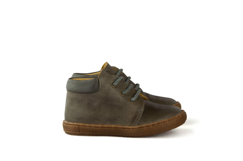 Two Con Me by Pèpè Boys Taupe Boot