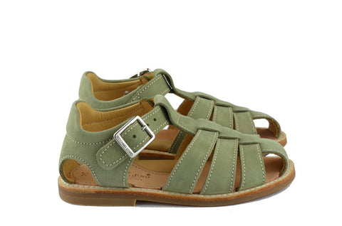 Zecchino d'Oro Boys Light Green Sandal