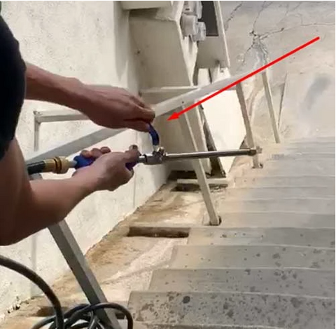How To Use Hydro Jet Washer