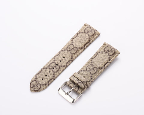Light Brown Gucci Apple Watch Band