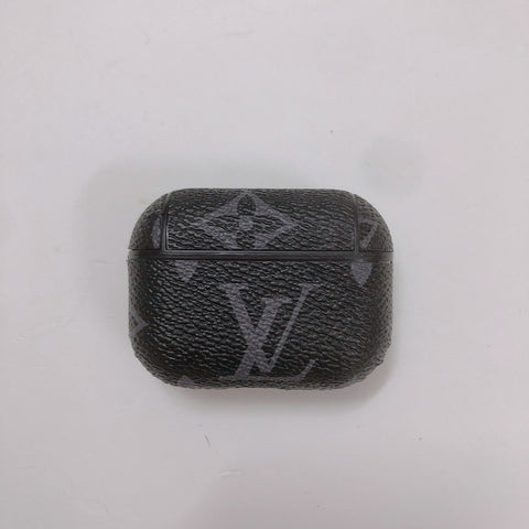 Black Louis Vuitton Case For AirPods Pro
