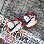 Red Nike Air Jordan Sneaker Cases For AirPods 1/2 And Pro