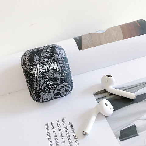 Stussy Cases For AirPods 1/2