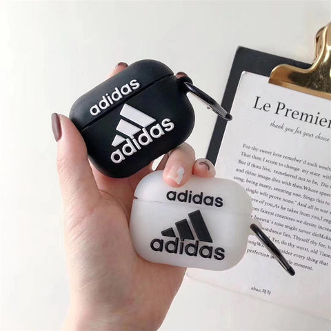 Adidas Logo Cases For AirPods Pro