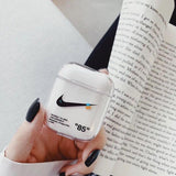 Nike x OFF-WHITE Transparent Cases For AirPods 1/2