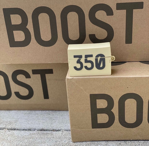 Yeezy 350 Box Cases For AirPods 1/2 And Pro