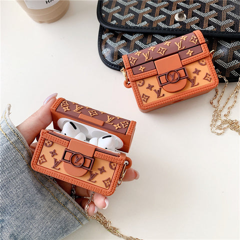 Louis Vuitton Bag Case For AirPods Pro