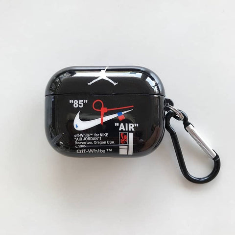 "Nike x OFF-White 'Air"" Case For AirPods Pro"