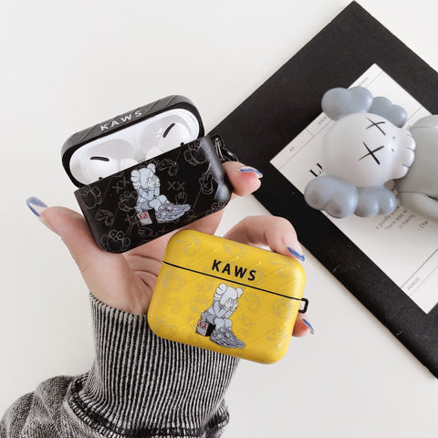 Sad Kaws Cases For AirPods Pro