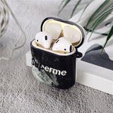 Superme Glow In The Dark Case For AirPods 1/2