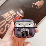 Stussy x Bape Cases For AirPods 1/2 And Pro