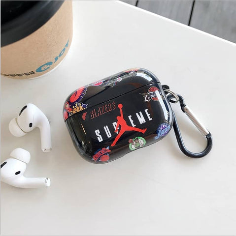Supreme x Jordan NBA Case For AirPods Pro