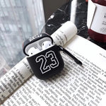 Michael Jordan No.23 Chicago Bulls Case For AirPods 1/2 And Pro