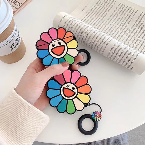 Takashi Murakami Kiki Flower Case For AirPods 1/2 And Pro