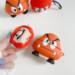 Super Mario Cases For AirPods 1/2 And Pro