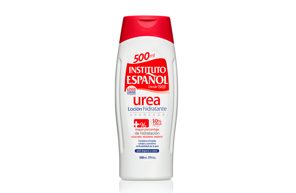 BODY MILK UREA INSTITUTO ESPAÑOL (500 ML)