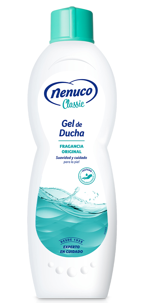 Nenuco classic shower gel for adults