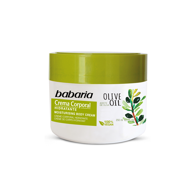 BABARIA BODY LOTION
