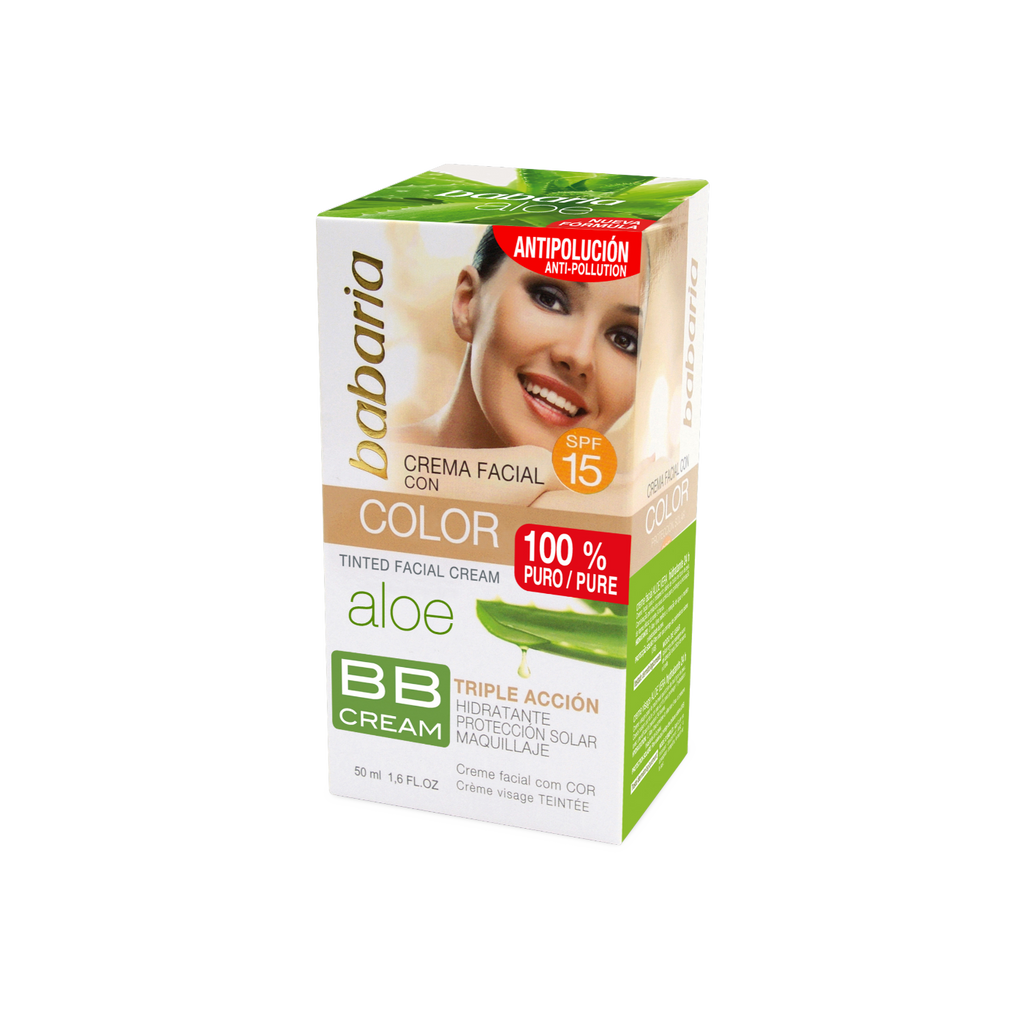 BABARIA BB CREAM MOISTURIZING CREAM