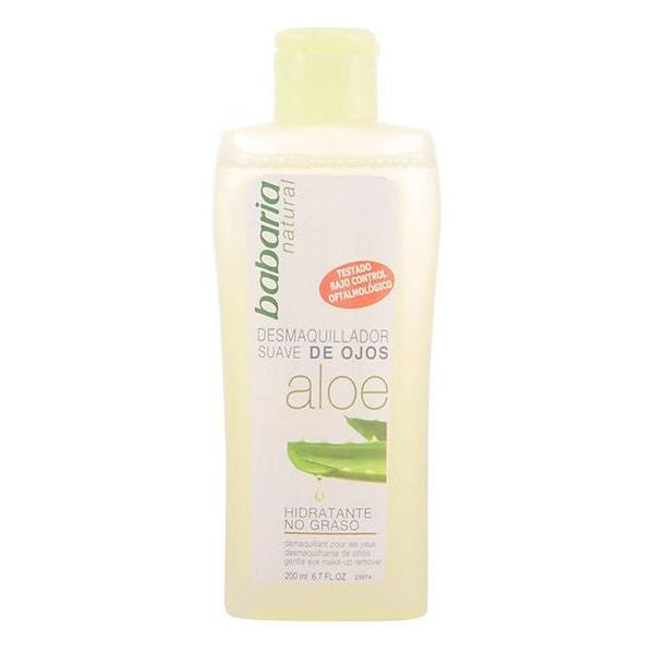 DÉMAQUILLANT YEUX BABARIA ALOE VERA