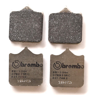 Brembo Racing Ceramic Brake Pads 07BB33RC