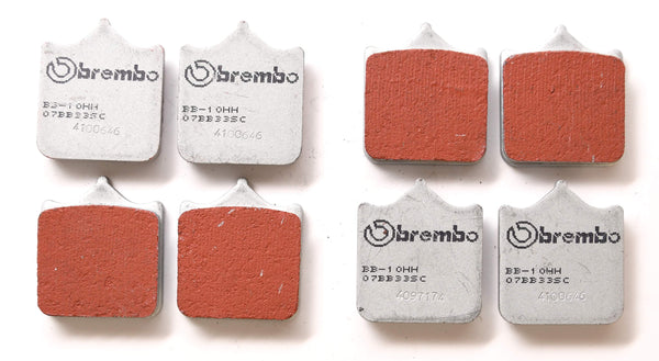 Brembo Sinter Racing Brake Pads 07BB33SC