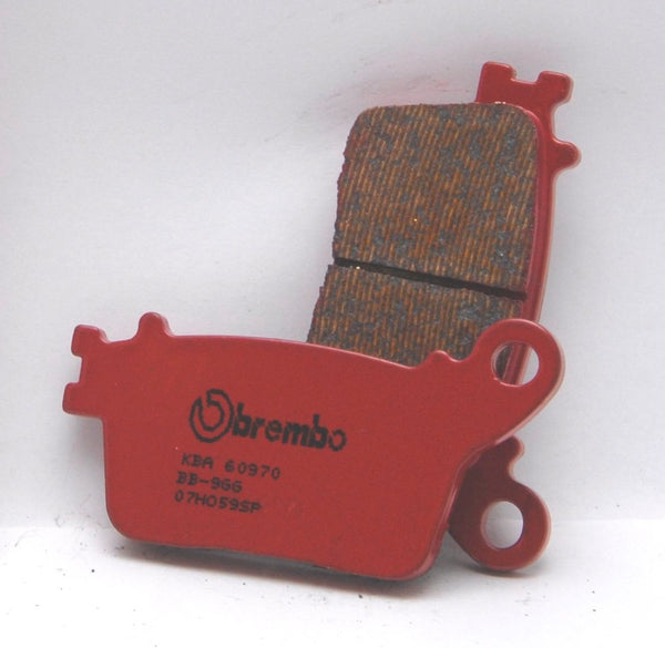 Brembo Sinter Road Brake Pads 07HO59SP - Rear