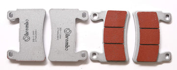 Brembo Sinter Racing Brake Pads 07KA29SC