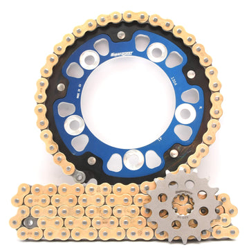 Supersprox Chain & Sprocket Kit for Honda CB 650 F/R 2014> - Standard Gearing