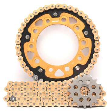 Supersprox/DID Chain & Sprocket Kit - Yamaha R1 2015> Choose Your Gearing