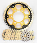 Supersprox Chain & Sprocket Kit for Kawasaki ZX-6R 2007-2018 - Standard Gearing