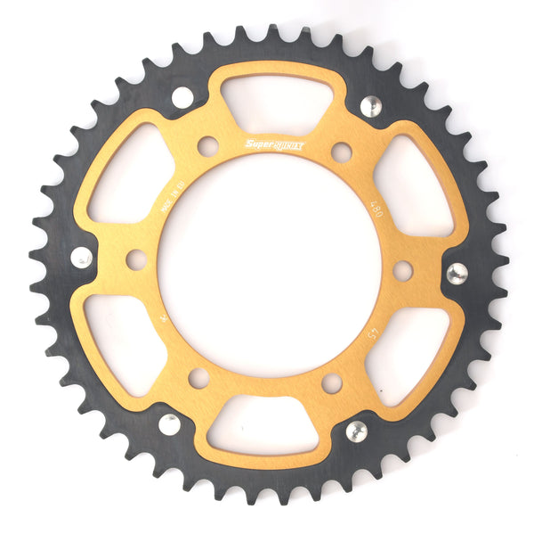Supersprox Rear Sprocket 480 - Choose Your Gearing