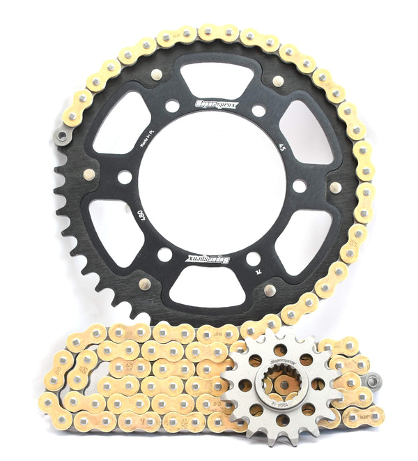 Supersprox Chain and Sprocket Kit - BMW S1000RR & R 2009-2018 - Choose Your Gearing