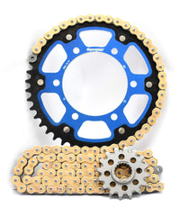 Supersprox Chain & Sprocket Kit for GSX-R 600/750 L1-L8 - Choose Your Gearing