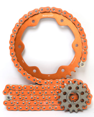 Supersprox Chain & Sprocket Kit for KTM 1290 Superduke - Choose Your Gearing