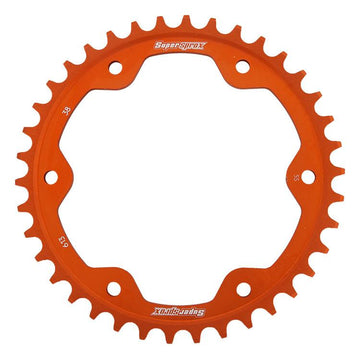 Supersprox Rear Sprocket 613.38 - Standard